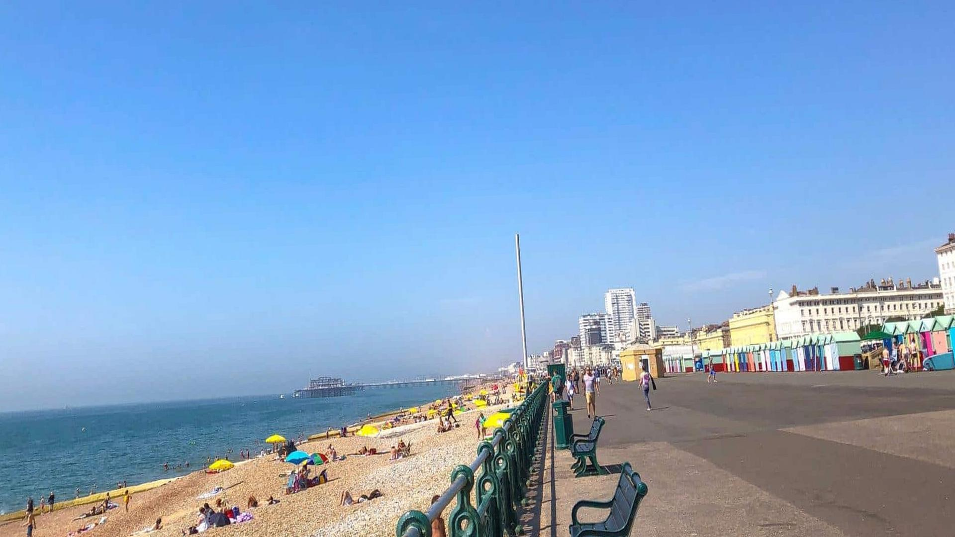 Brighton Travel Information From London