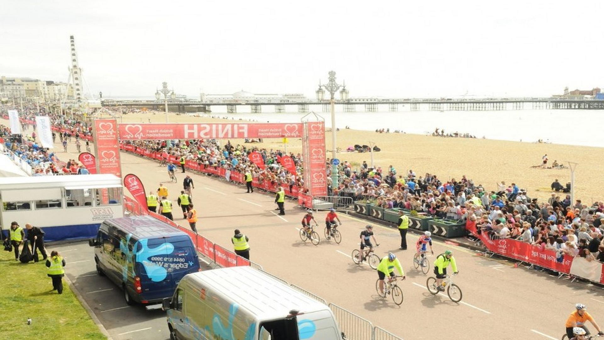 London To Brighton Bike Ride Tips